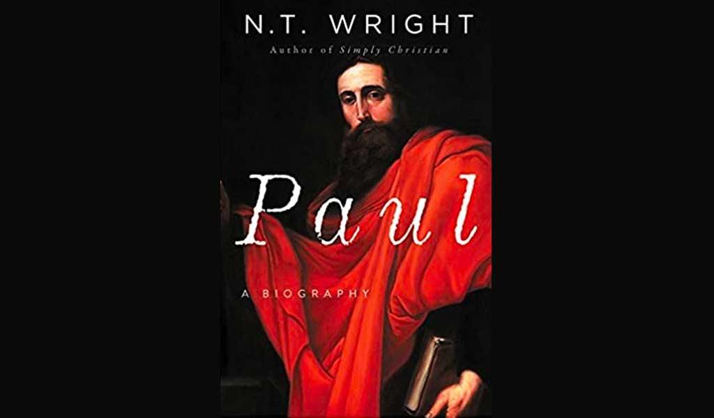 Apostle Paul painting
