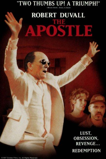 Reel Spirit Movie Project – 'The Apostle' 11/19