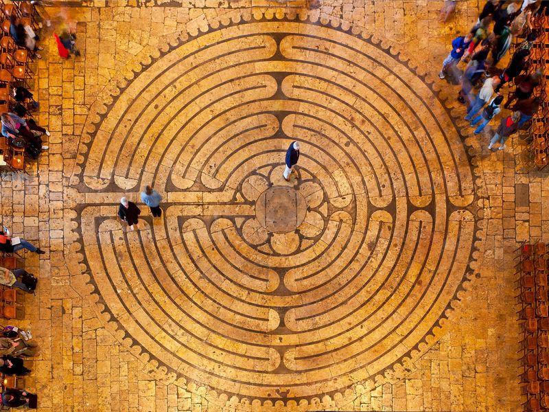 Captivating, Fascinating Labyrinths – May 14-15
