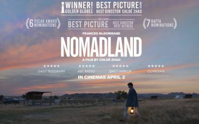 Reel Spirit Movie Project – And the winner is . . . Nomadland!