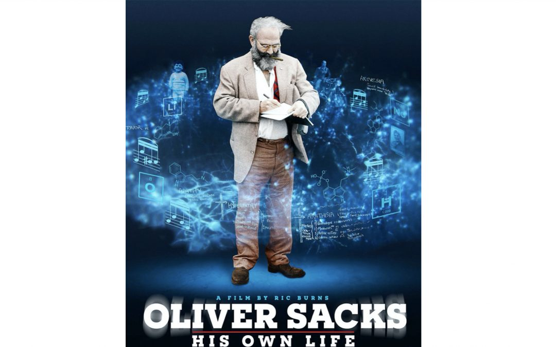 """Reel Spirit Movie Project – """"Oliver Sacks: His Own Life"""" Aug 19"""